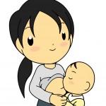 母乳が出ない原因は?