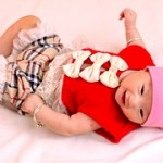 母乳育児の悩みの一つ、赤ちゃんの体重
