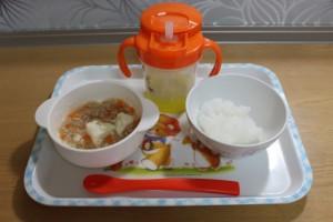離乳食初期の量と増やし方