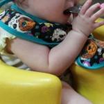離乳食中期の献立例