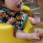 1ヶ月使える離乳食初期のお手軽メニューとは?
