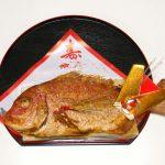 お食い初めの鯛の種類や大きさは?焼き方は?