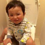 トイレトレーニングで男の子のコツ